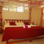 Comfortable Bordeaux Room Karibu Entebbe Uganda