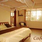 Comfortable Cafe Room Karibu Entebbe Uganda