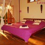 Comfortable Lavender Room Karibu Entebbe Uganda